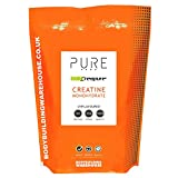Bodybuilding Warehouse Pure Creapure Creatinmonohydrat Pulver - 250g
