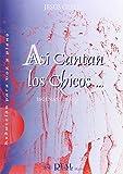 Jesús Guridi: Así Cantan Los Chicos 3 Escenas Infantiles (Reducción para Voz y Piano). Für Klavier & Gesang
