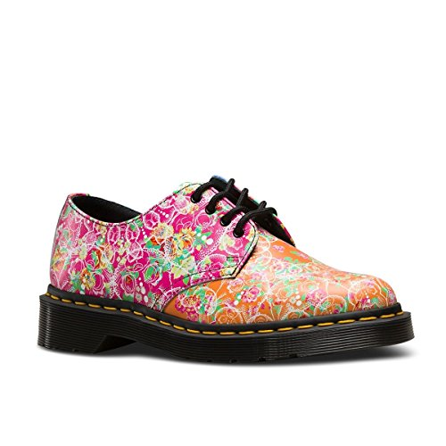 Dr.Martens Womens Smiths Daze Leather Shoes