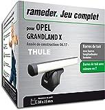 Rameder Pack Barres de Toit ProBar pour Opel GRANDLAND X (147934-38031-1-FR)