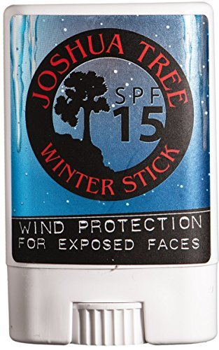 Joshua Tree Winter Stick - SPF 15 Natural Sunscreen for Exposed Faces by Joshua Tree