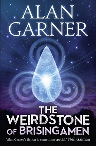 Book cover for The Weirdstone of Brisingamen