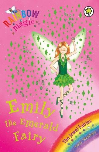 Rainbow Magic: Emily the Emerald Fairy Cover Image