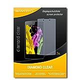 SWIDO 3 x Schutzfolie Oppo Neo 5 Bildschirmschutz Folie DiamondClear unsichtbar