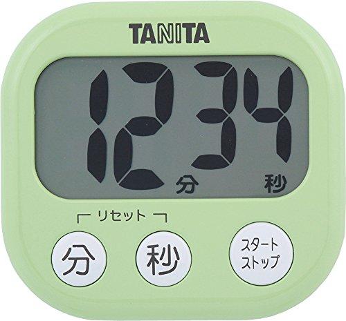 pistache Timer vert TD-384-GR para?t ?norme TANITA (japon importation)