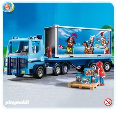 Camion playmobil construccion de segunda mano solo 3 al 65 - Playmobil camion ...