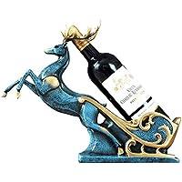 TDPYT Decoración del Estante del Vino/Sala De Estar/Gabinete De TV/Decoración del Gabinete del Vino/Restaurante Artesanías De Mostrador