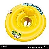 Bestway Baby Schwimmsitz Swim Safe Step A, 0-1 Jahr