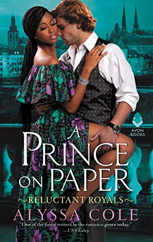 A Prince on Paper: Reluctant Royals (English Edition) -