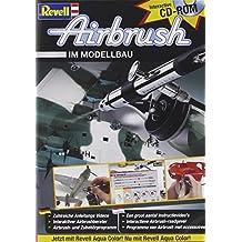 Revell 99338 Airbrush - CD sobre pintura con aerógrafo (idiomas: alemán y neerlandés)
