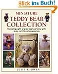 Miniature Teddy Bear Collection: Feat...