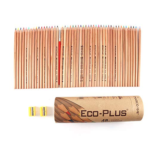 Crayons Aquarelle Soft-Core Triangulaire en forme de pré-affûté Peinture Dessin APICES colores