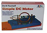 ( A158 ) Simple DC Motor Do it yourself ...