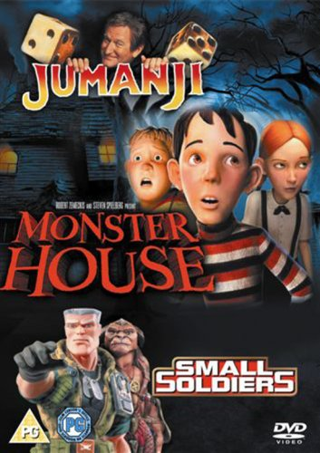 Jumanji/Monster House/Small Soldiers [UK Import] (Small Soldiers Dvd)