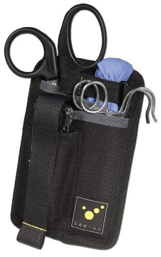 tee-uu SAN Kompakt Holster (17 x 11 x 2cm) für die Grundausstattung im Rettungsdienst!