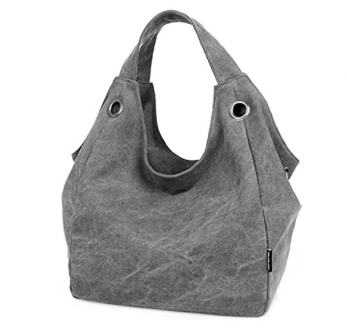 kiss-goldtm-womens-simple-style-vintage-canvas-totes-hobo-bag-grey