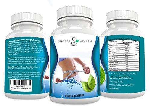 Colon Premium Kapseln - Mit Flohsamenschalen - 100% Natürlich Inhaltsstoffe - Kompletter Monatsvorrat