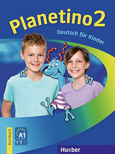 Planetino. Per la Scuola elementare: Planetino 2. Kursbuch