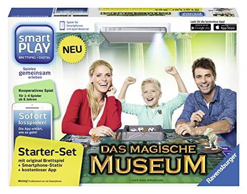 Preisvergleich Produktbild Ravensburger 26804 - smartplay: Starterset magisches Museum