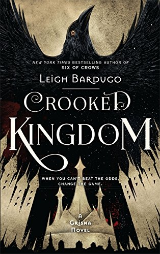 Crooked Kingdom Cover Image