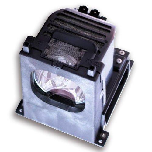 915p027010 kompatible Mitsubishi TV-Lampe mit Gehäuse, 150 Tage Garantie (Tv-lampe Mitsubishi)