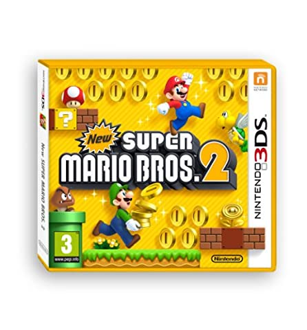 Nintendo - 2223249 - 3DS NEW SUPER MARIO BROS 2
