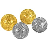 2 x Magnet Akupunktur Massage Kugeln | 2 x 2 Paar | silber und gold | Durchmesser: 45 mm preisvergleich bei billige-tabletten.eu