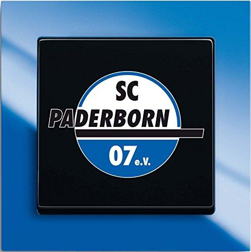 Busch-Jaeger 1012-0-2202 Wechselschalter 2000/6UJ/07 Fanschalter SC Paderborn 07