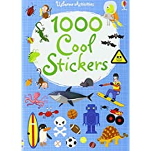 1000 Cool Stickers (1000 Stickers)