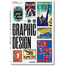 The history of graphic design. Ediz. italiana e spagnola: La historia del diseño gráfico. 1890 - 1959 - Volumen 1 (Jumbo)