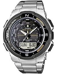 Casio SGW-500HD-1BVER - Reloj (Pulsera, Masculino, Resina, SR927W, 2 Año(s), 4,68 cm)