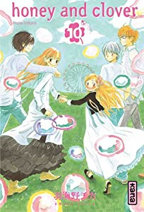 Honey & Clover Edition simple Tome 10