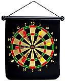 Gsshop rotolamento di sicurezza magnetico per freccette set di freccette 6pcs reversibile per il tempo libero sport e giochi