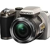 'Olympus SP-820UZ 14MP 1/2.3capteur CMOS 4288x 3216pixels Argent