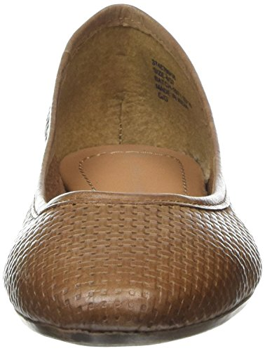 New Look Jentry, Ballerine Donna Marrone (18 Tan)