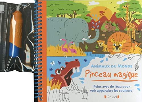 Pinceau magique - Animaux du Monde par Alice TURQUOIS