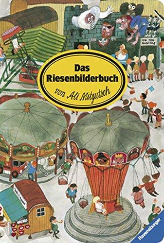 Das Riesenbilderbuch von Ali Mitgutsch - Schlitten Für Kleine Kinder