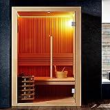 Sauna Boreal Evasion 130 - 2 places - 130*110*190