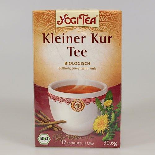 YOGI TEA Kur-Tee Detox im Beutel (17 Beutel) - Bio