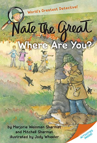 Nate the Great, Where Are You? (English Edition)