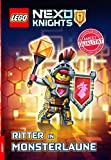 LEGO® NEXO KNIGHTS™ Ritter in Monsterlaune: Lesebuch