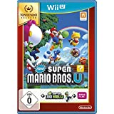 New Super Mario Bros. U + New Super Luigi U - Nintendo Selects - [Wii U]