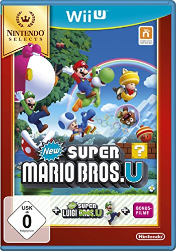 . U + New Super Luigi U - Nintendo Selects - [Wii U] ()