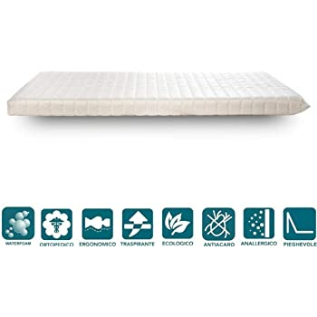 Matelas Lit Simple Pour Canapé Lit Ou Lit Pliant 120x190 Cm H10 Cm