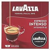 Lavazza Capsule Caffè A Modo Mio Espresso Intenso - 2 confezioni da 36 capsule [72 capsule]
