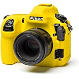 EasyCover Silicone Protection Cover for Nikon D850 (Yellow) Roy Imaging