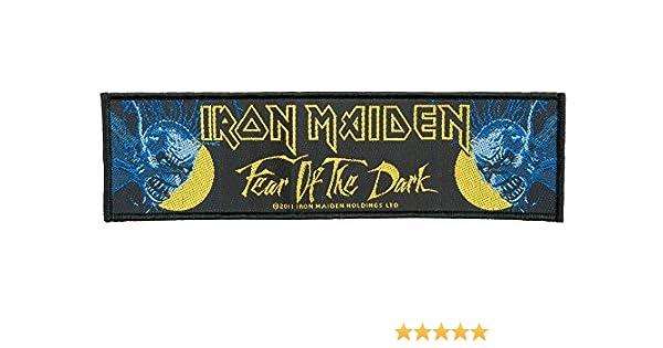 Patch//badges, tiss/é, longue /Fear of the Dark Unbekannt Iron Maiden/ SS181