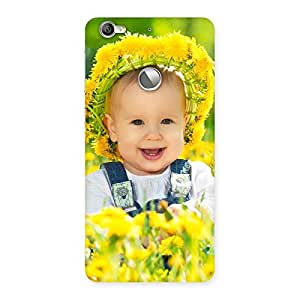 Special Laughing Baby Girl Back Case Cover for LeTV Le 1s