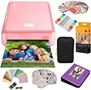 Kodak Mini 2 HD Wireless Portable Mobile Instant Photo Printer Compatible with iOS & Android Devices Gift