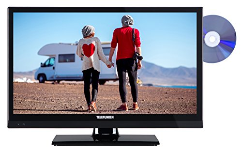 Telefunken XH20A101VD 51 cm (20 Zoll) Fernseher (HD-ready, Triple-Tuner)